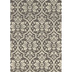 Found it at Wayfair - Chelsea Gray/Cream Area Rug