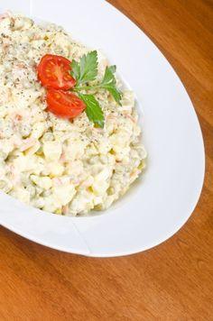 Vlašský šalát - Recept pre každého kuchára, množstvo receptov pre pečenie a varenie. Recepty pre chutný život. Slovenské jedlá a medzinárodná kuchyňa