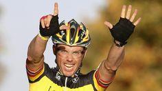 2009: Wie net als Sven goed geteld heeft zit aan 7. Niels Albert werd tweede in 2009, Klaas Vantornout derde. (foto belga)