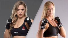 By+Dina+El+Hallak+The+meeting+of+the+giants+occurred+on+November+14,+2015+when+Holly+Holm+and+Ronda+Rousey+faced+each+other+in+Melbourne.+Ronda,+who+obliterated+everyone+in+her+division,+took+the+sporting+world+by+storm+and+put