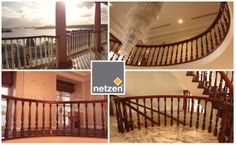 Netzen in Australia! Avoid accidents at home, install NETZENKIT the best safety device for balconies, windows and stairs. Childproofing, Balconies, Safety, Stairs, Australia, Windows, World, Home Decor, Verandas