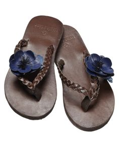 c02863ee2653c4 Flower flip-flops Slipper Sandals