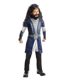 Look what I found on #zulily! Deluxe Thorin Dress-Up Set - Boys by The Hobbit #zulilyfinds