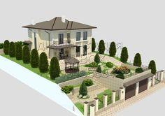 Дизайн интерьера, архитектуры и ландшафта частного дома Подробнее http://www.artbox-studio.com/#!dizain-interiera-lanshaftnii-dom/cvwo