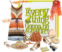 Everything, created by arnetta on Polyvore