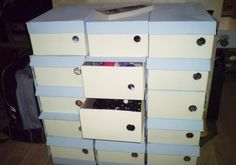 Day 194: Guest Post – Shoe Drawers