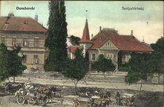 Dombóvár; Szolgabíróság