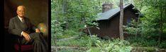 Herbert and Lou Henry Hoover's Rapidan Camp - Shenandoah National Park