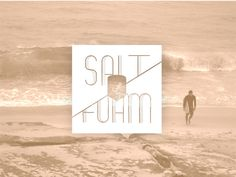 FREE FONT DOWNLOAD – Salt & Foam – by Anna Karatcheva
