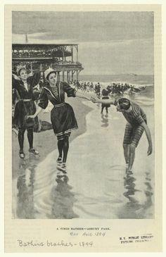 Turn of the Century | Vintage beach photos, Vintage photos ...
