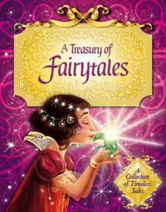 Treasuries Deluxe: Classic Fairy Tales - Children's Books -  Now out!