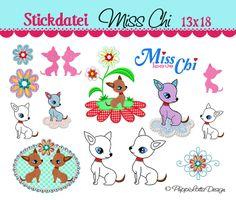♥MissChi ♥ 13x18 von PüppiLotta´s Creationen auf DaWanda.com