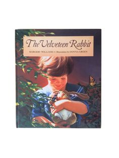 A personal favorite from my Etsy shop https://www.etsy.com/listing/226711445/the-velveteen-rabbit-by-margery-williams