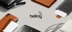 Creator of minimalist slim wallets and leather goods, bellroy is a certified B corp who cares about the longevity of their products. Their wallets are cleverly designed and sleek, and make great gifts for minimalists. Coin Wallet, Clutch Wallet, Leather Industry, Leather Portfolio, Diy Keychain, Leather Bifold Wallet, Wallets For Women, Bag Making, Gifts