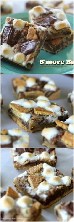 S'more Bars – The Ba