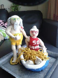 Abraham en sarah. Waar halen ze de mosterd!