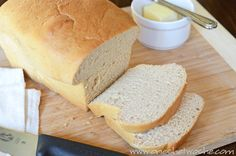 Super Soft Whole Wheat Bread ~ given the stamp of approval from the kids and husband!! www.oneshetwoshe.com #bread #recipes