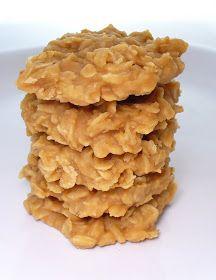 Peanut Butter No Bake Cookies  Leenee's Sweetest Delights:
