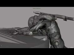 Travis Howe -- Halo 5 Animation Reel - YouTube