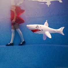 Underwater. Photography by Elena Kalis