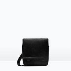 ZARA - SHOES & BAGS - MINI MESSENGER BAG WITH FLAP