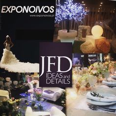 Em visita a alguns parceiros na Exponoivos Lisboa. #fil #lisboa #expo #catering #cocktails #renting #stage #runaway #new #project #audiovisual #cakedesing #photo #decor #decoração #bride #groom #party #jfd_ideas_and_details #jfdideasanddetails