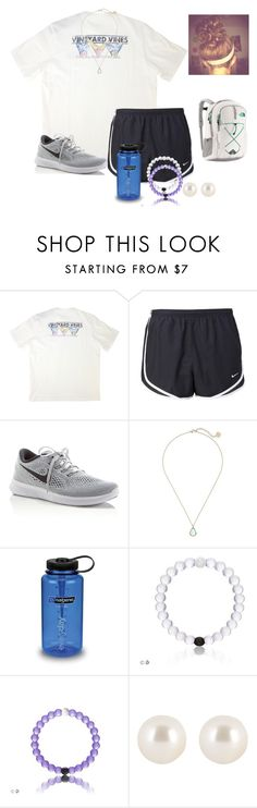 """""""Day one- Last day of camp"""" by raquate1232 ❤ liked on Polyvore featuring Vineyard Vines, NIKE, Kendra Scott, Nalgene, Henri Bendel, The North Face, fortheloveofAmerica and ragansmostliked"""