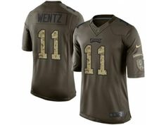75a645514ab Men's Nike Philadelphia Eagles Carson Wentz Limited Green Salute to Service  NFL Jersey Shop Sports Merchandise with Big Discounts at Cheap Jerseys  Supplier ...