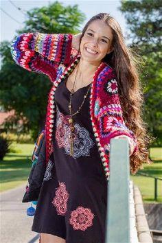PrimeraNoticia.com Kimono Top, Tops, Women, Fashion, Fall Winter 2014, Latest Trends, Moda, Women's, Fashion Styles
