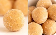 Keto Coconut Almond Fat Bombs that taste just like the famous Raffaello coconut treats! Super low in carbs which makes them perfect for the keto diet! Pumpkin Pie Fat Bombs, No Bake Pumpkin Pie, Baked Pumpkin, Pumpkin Puree, Pumpkin Spice, Vegan Pumpkin, Keto Desert Recipes, Snack Recipes, Dessert Recipes