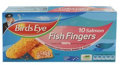 Anyone tried the Salmon Fish Fingers from Birds Eye before? Fish Finger, Fingers, Salmon, Birds, Eye, Breakfast, Party, Food, Morning Coffee