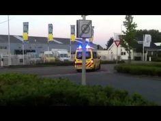 A1 ambulance 20-104 Pastoor Juttenlaan Bergen op Zoom