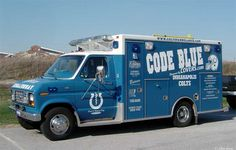 tailgate ambulance - Google Search