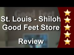 #goodfeetreviews  St. Louis - Shiloh Good Feet Store Five Star Review by...