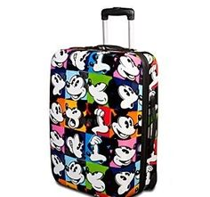 Disney luggage - Gift to Reveal Disney Vacation