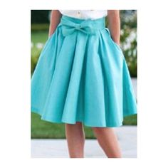 Pocket Design Light Blue Knee Length Skirt (77 RON) ❤ liked on Polyvore featuring skirts, blue, knee length skirts, knee high skirts, vintage skirts, blue knee length skirt и blue skirt