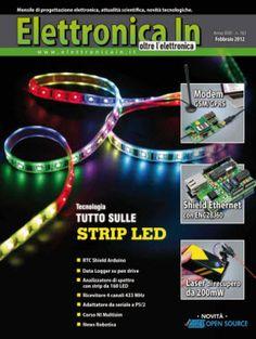 Elettronica In N.163 - Febbraio 2012 Italian   133 Pages   PDF   25.01 Mb