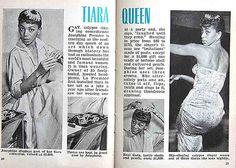 Josephine Premice, Tiara Queen - Hue Magazine, November, 1… | Flickr