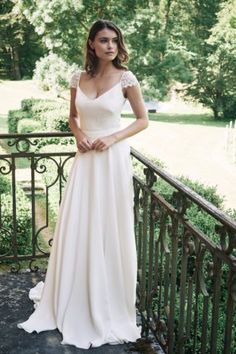 Bridal Week : Mathilde Marie - Collection 2017 - Le Wedding magazine