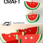 Watermelon Craft