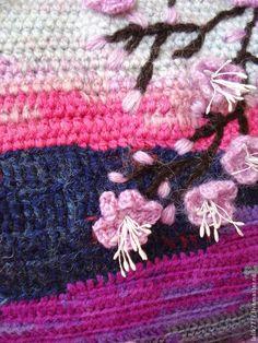 Irish crochet &: Bags from Olga. Ideas.
