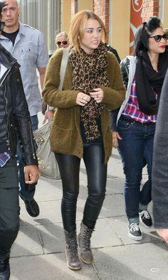 #Miley Cirus nice looking
