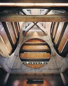 Exeter Library, Louis Kahn. Exeter, New Hampshire. 1972