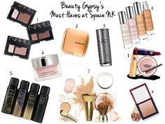 Must-haves from beauty apothecary, SpaceNK #oribe #oribe2go #pursesize #travelsize