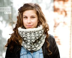 Pattern  Le Picoté  Chunky Cowl   English by collectioncliche, $5.50