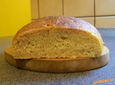 Já přidala jen navíc vajíčko, místo pohankové mouky amarantovou a ještě nasypala trošku psyllia.<br>... Low Carb, Bread, Food, Brot, Essen, Baking, Meals, Breads, Buns