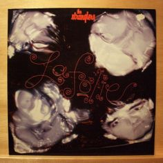 THE STRANGLERS - La Folie - Vinyl LP - Golden Brown - Non Stop - Top RARE