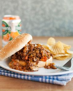 The sloppy joe sauce freezes beautifully, so I recommend making a double batch and freezing it in portions that can be quickly reheated. A l...