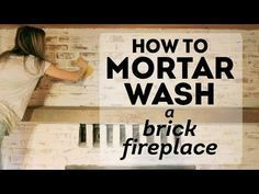Messy mortar. | Exterior Ideas Brick Fireplace Makeover, Brick And Mortar, Exterior, Ideas, Outdoors, Brick Fireplace Redo, Thoughts