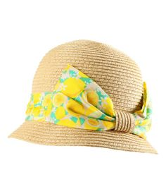 H&M 6.95-- I love this baby sun hat SO MUCH!